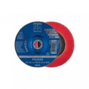Lamelka POLIFAN PFC 180 CO-FREEZE 36 SG INOX Pferd 67718036 10szt