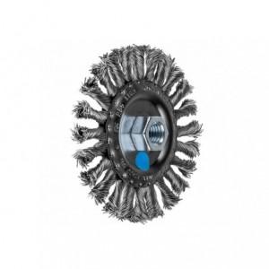 Szczotki tarczowe, plecione POS RBG 11512/M14 CT INOX 0,50 Pferd 43302135 1szt