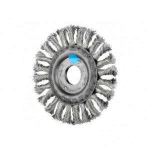Szczotki tarczowe, plecione RBG 11512/22,2 CT INOX 0,50 Pferd 43302144 10szt