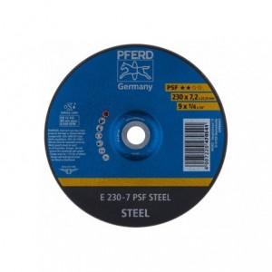 Tarcza do szlifowania E 230-7 PSF STEEL Pferd 62023634 10szt