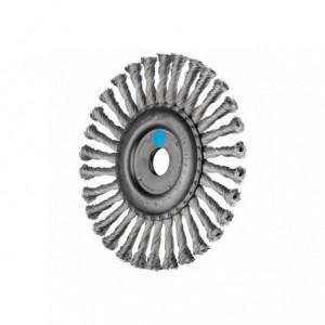 Szczotki tarczowe, plecione RBG 17813/22,2 INOX 0,50 Pferd 43304024 10szt