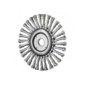 Szczotki tarczowe, plecione RBG 17813/22,2 CT INOX 0,50 Pferd 43304046 10szt