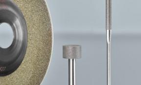 Narzędzia z nasypem diamentowym i CBN